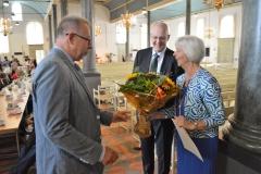 25 jarig jubileum ds Snaterse (Met dank aan Anne Kuipers voor de foto's)